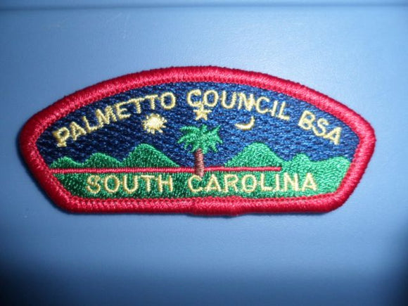 Palmetto Council Mini-CSP