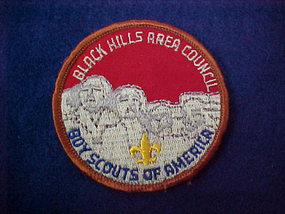 Black Hills AC, light gray presidents