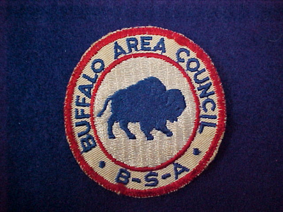 Buffalo AC 1950s, used