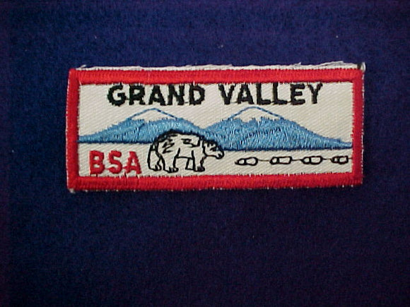 Grand Valley council