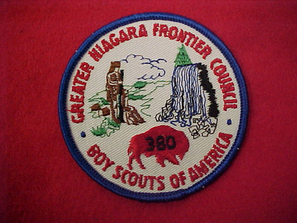 Greater Niagara Frontier council