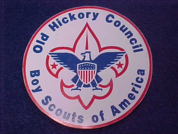 old hickory council, magnet