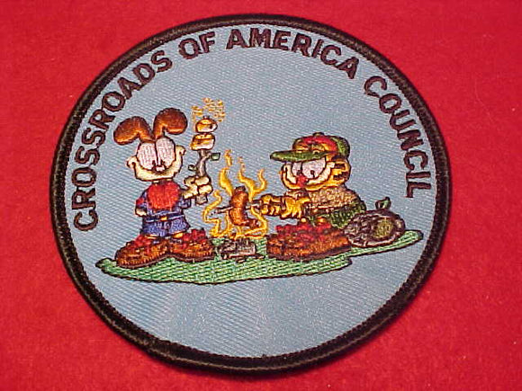 Crossroads of America C., Garfield & Odie