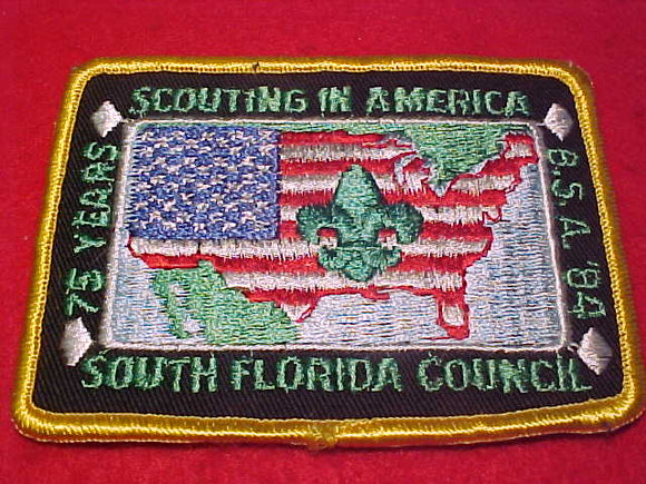 South Florida C., 75 years, '84