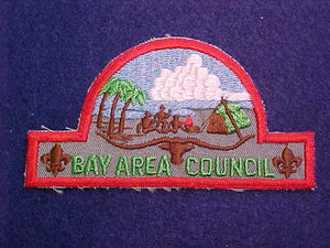 BAY AREA COUNCIL CP, HAT SHAPE