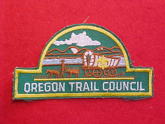 OREGON TRAIL COUNCIL CP, HAT SHAPE
