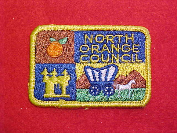 NORTH ORANGE COUNCIL