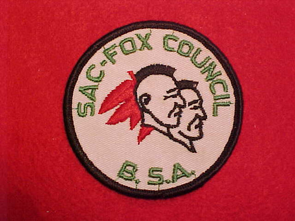 Sac-Fox Council