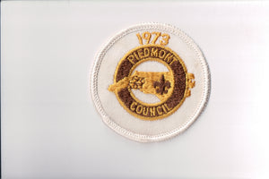 Piedmont Council, 1973