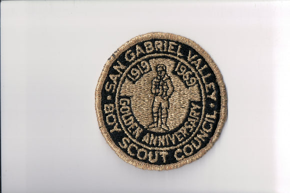 San Gabriel Valley Council, 1919-1969, used