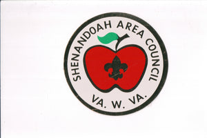 Shenandoah AC sticker