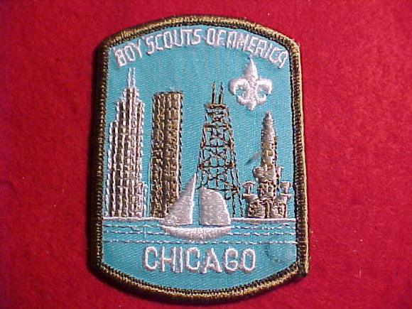 CHICAGO AREA COUNCIL PATCH