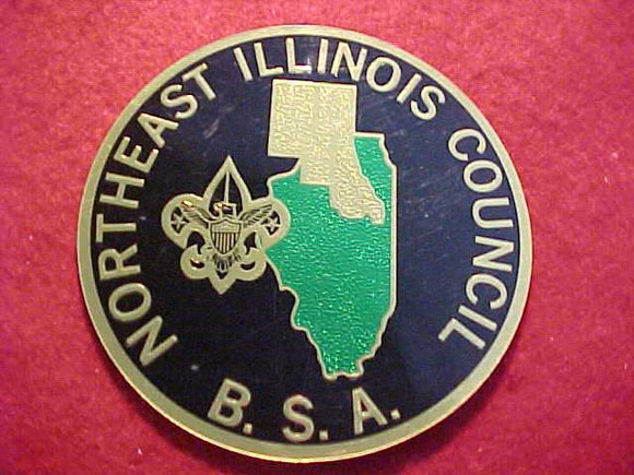NORTHEAST ILLINOIS COUNCIL STICKER
