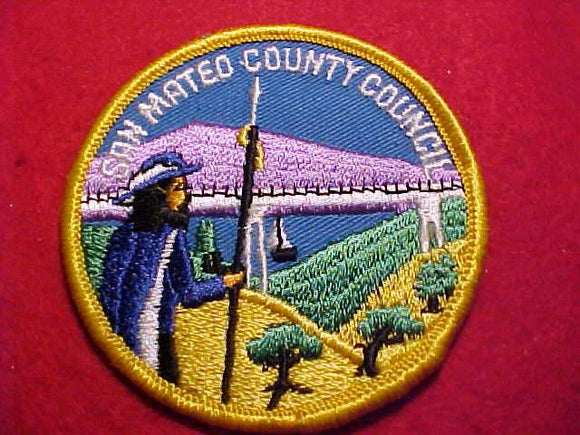 SAN MATEO COUNTY COUNCIL PATCH