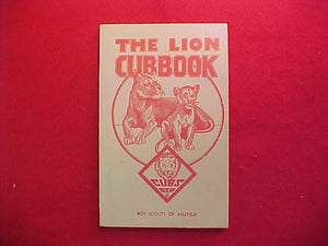LION RANK 3/1946 PRINTING,MINT CONDITION