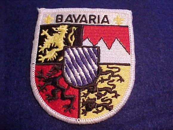 BAVARIA DISTRICT, TRANSATLANTIC C., 2.75 X 3.25