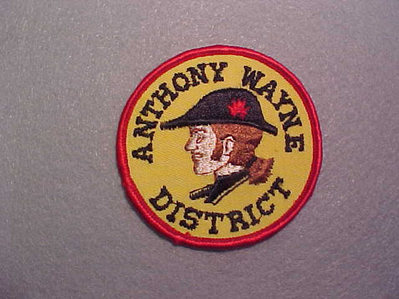 ANTHONY WAYNE DISTRICT