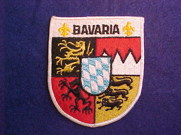 Bavaria District, Transatlantic C., 4.5 x 3.75