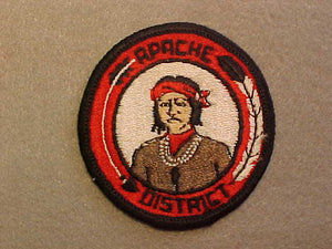 APACHE DISTRICT