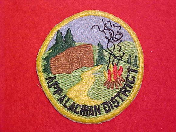 APPALACHIAN DISTRICT