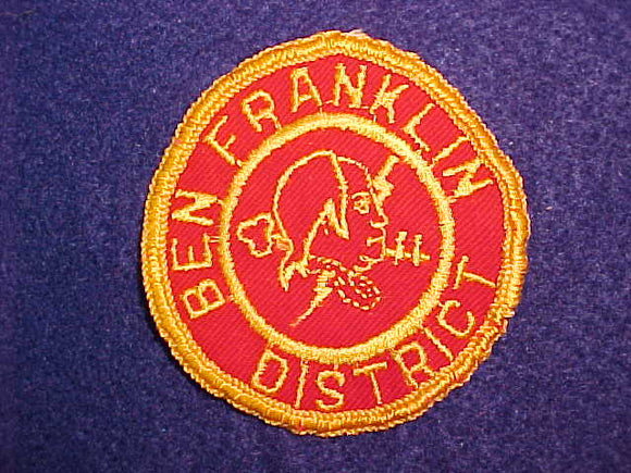 BEN FRANKLIN DISTRICT