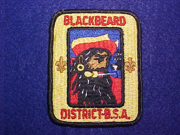 BLACKBEARD DISTRICT