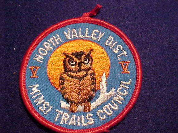 NORTH VALLEY DISTRICT, MINSI TRAILS C.