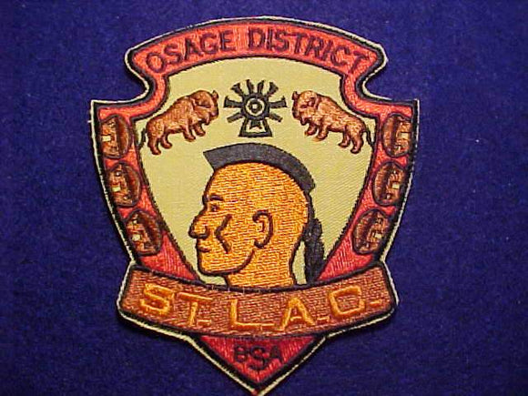 OSAGE DISTRICT, ST. LOUIS AREA C.