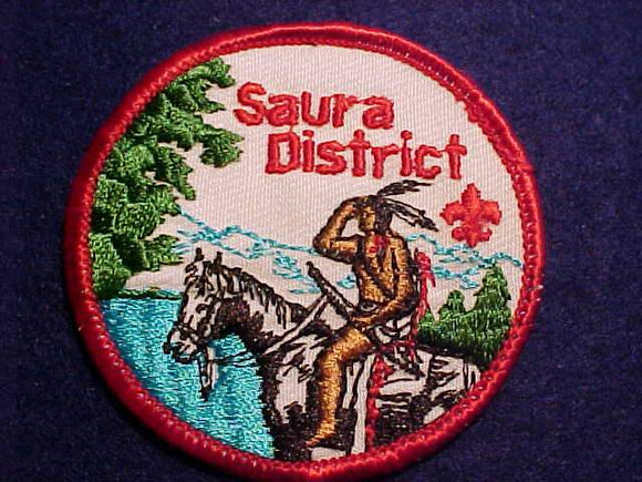 SAURA DISTRICT