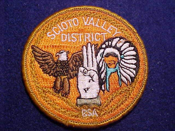 SCIOTO VALLEY DISTRICT