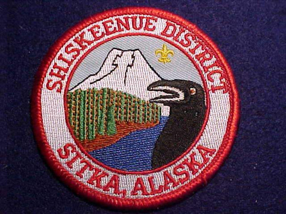SHISKEENUE DISTRICT, SITKA, ALASKA