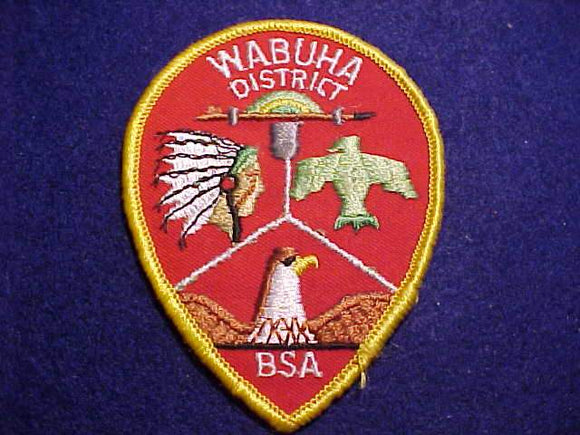 WABUHA DISTRICT