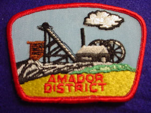 AMADOR DISTRICT