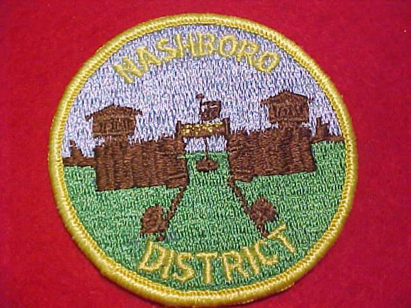 NASHBORO DISTRICT PATCH