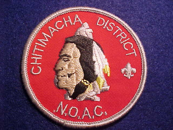 CHITIMACHA DISTRICT, NEW ORLEANS AREA C.