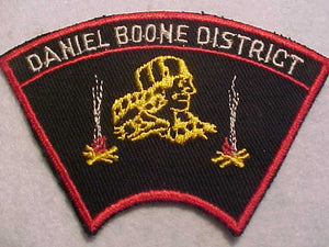 DANIEL BOONE DISTRICT, MINT