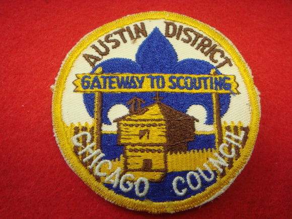 Austin District Chicago Council 1950's