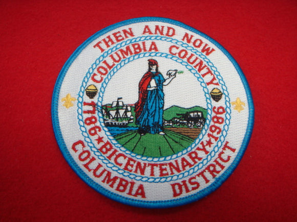 Columbia District