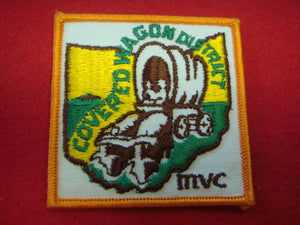 Covered Wagon District M.V.C.