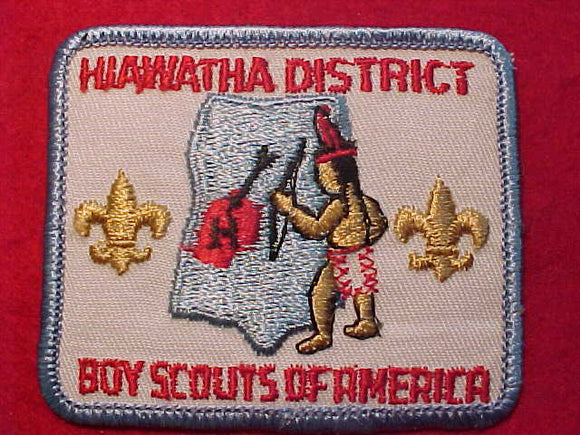 HIAWATHA DISTRICT