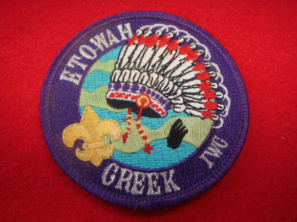 Etowah Creek Indian Waters Council