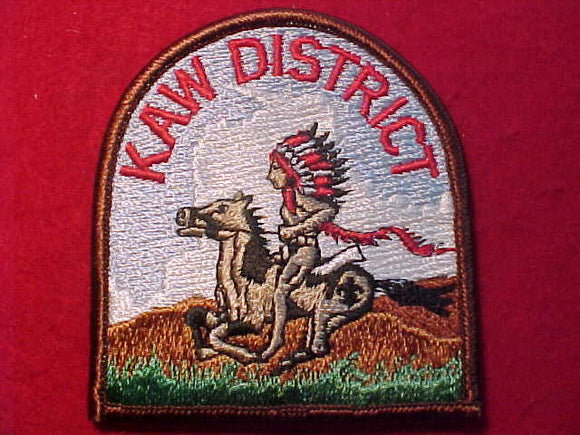 KAW DISTRICT