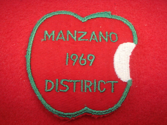 Manzano District 1969