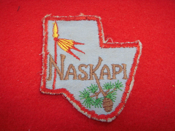 Naskapi Tall Pine Council Used