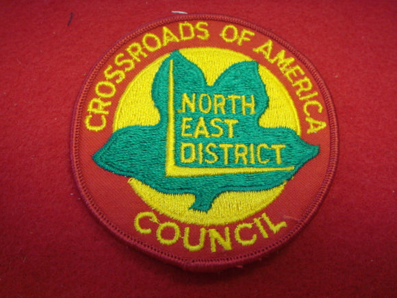 Northeast District Crossroads of America