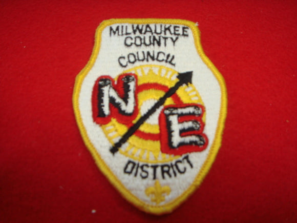 Northeast District Milwaukee County Council