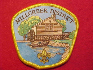 MILLCREEK DISTRICT