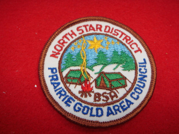 North Star District Prairie Gold Area Council
