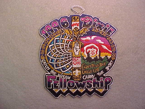 1996 SECTION SR-5 DIXIE FELLOWSHIP WITH LOOP,ISSUED 1/PARTICIPANT