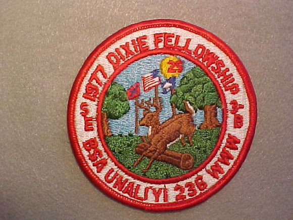 1977 SECTION SE3-B DIXIE FELLOWSHIP